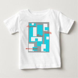 Creativiteit-succes de T-shirt van het Baby