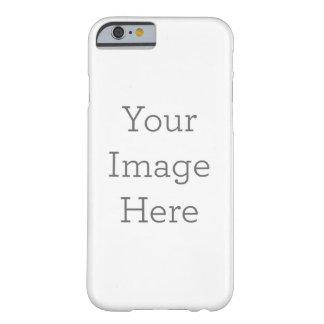 Creëer Uw Barely There iPhone 6 Hoesje