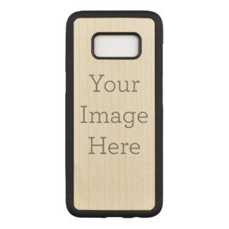 Creëer Uw Carved Samsung Galaxy S8 Hoesje