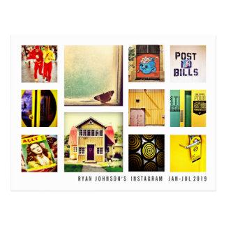 Creëer Uw Eigen Briefkaart van de Collage van de