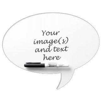 Creëer uw eigen Droog wissen Raad - gestalte Whiteboard