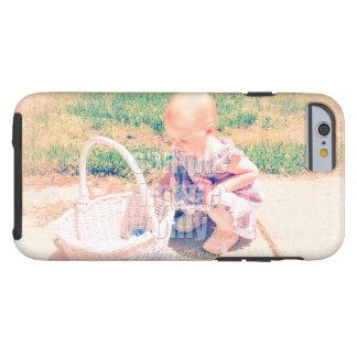 Creëer Uw Eigen Horizontale Foto - Tough iPhone 6 Hoesje