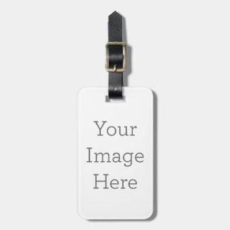 Creëer Uw Eigen Label van de Bagage Bagagelabel