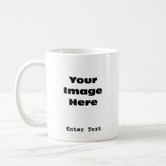 Creëer Uw Eigen Sjabloon van de Gift Koffiemok