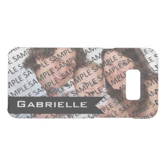 Creëer Uw Eigen Sjabloon van de Gift van het Get Uncommon Samsung Galaxy S8 Plus Case