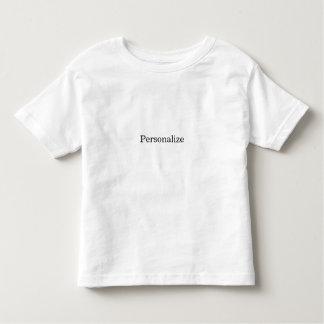 Creëer Uw Eigen T-shirt van de Peuter van de