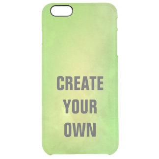 Creëer Uw het Eigen Moderne Groene Schilderen van