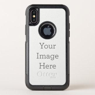 Creëer Uw OtterBox Commuter iPhone X Hoesje