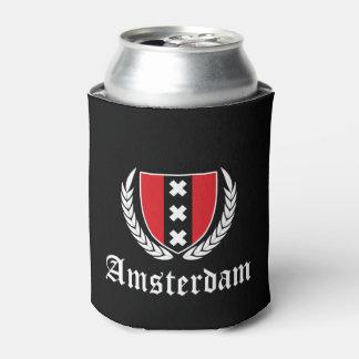 CREST van Amsterdam Blikjeskoeler