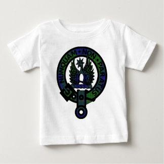 CREST van de Clan van Johnstone Baby T Shirts