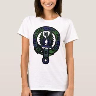 CREST van de Clan van Johnstone T Shirt