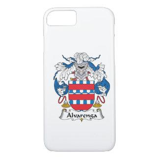 CREST van de Familie van Alvarenga iPhone 8/7 Hoesje