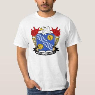 CREST van de Familie van Beekman T Shirt