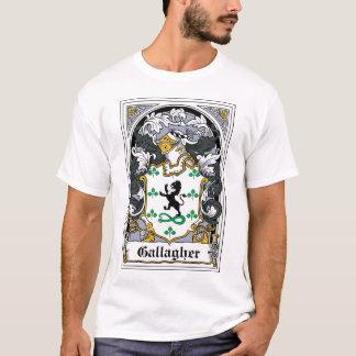 CREST van de Familie van Gallagher T Shirt