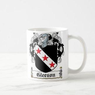 CREST van de Familie van Gleeson Koffiemok