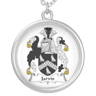 CREST van de Familie van Jarvis Zilver Vergulden Ketting