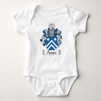 CREST van de Familie van Pescara Shirts