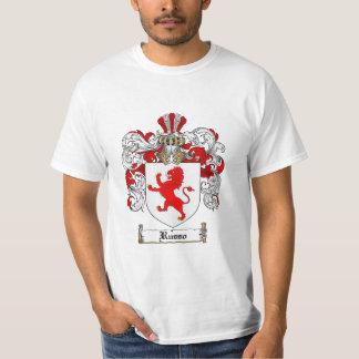CREST van de Familie van Russo - Wapenschild Russo T Shirt