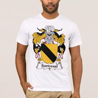 CREST van de Familie van Sandoval T Shirt