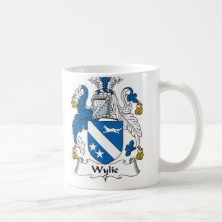 CREST van de Familie van Wylie Koffiemok