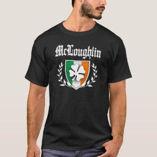 CREST van de Klaver van McLoughlin T Shirt
