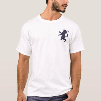 CREST van de leeuw T Shirt