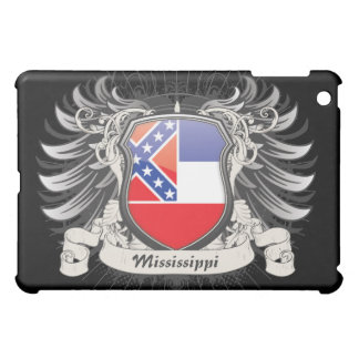 CREST van de Mississippi iPad Mini Hoesjes