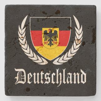 CREST van Deutschland Stenen Onderzetter