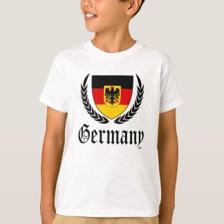 CREST van Duitsland T Shirt