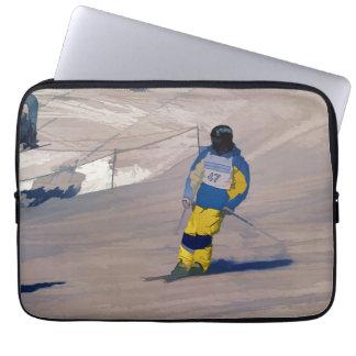 Cruisin binnen   -   het Ski?en Gebeurtenis Computer Sleeve
