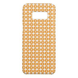 Crypto van Bitcoin het Logo van de Munt Case-Mate Samsung Galaxy S8 Hoesje