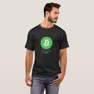 Crypto van het Contante geld (BCH) van Bitcoin T Shirt