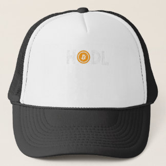 Cryptocurrencyt-shirt van Bitcoin Trucker Pet