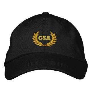CSA - (Geborduurde) laurier Pet