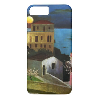 Csontvary - Volle maan in Taormina (detail) iPhone 8/7 Plus Hoesje