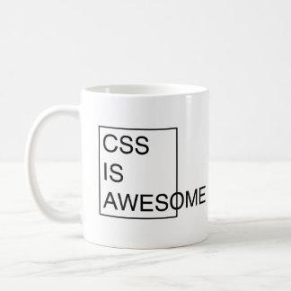 CSS IS GEWELDIGE MOK