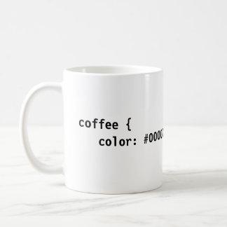 CSS Koffie Koffiemok