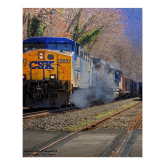 CSX HDR POSTER