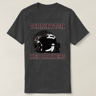 Ct van Torrington Rode Raiders van de Middelbare T Shirt