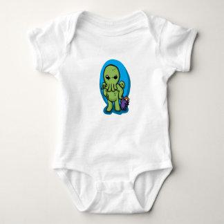 Cthulhu van het baby - leuke cthulhu - cthulhu romper