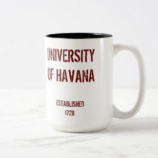 Cuba University* van de Mok van Havana