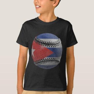 Cubaans Honkbal T Shirt