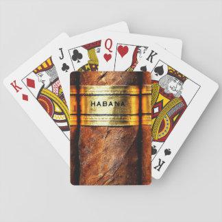 Cubaans Vip van de Sigaar van de Sigaren van Speelkaarten