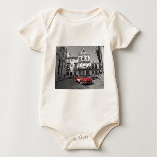 Cubaanse Auto's 3 Baby Shirt