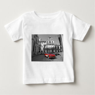Cubaanse Auto's 3 Baby T Shirts