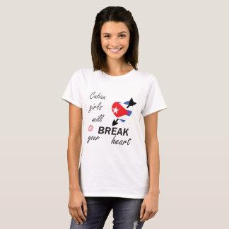 Cubaanse Heartbreaker T Shirt