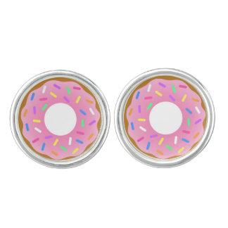 Cufflinks van de doughnut manchetknopen