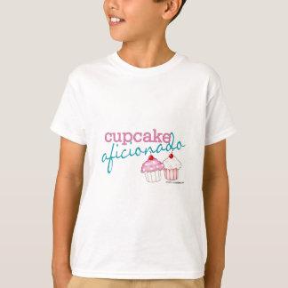 Cupcake Aficionado T Shirt