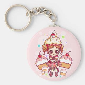 Cupcake-Chan Keychain Sleutel Hangers