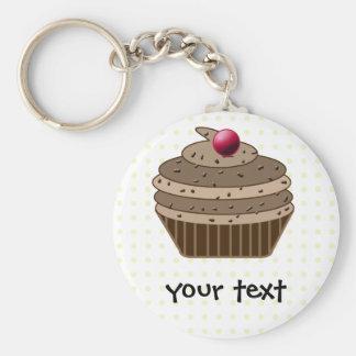 cupcake giften sleutelhanger